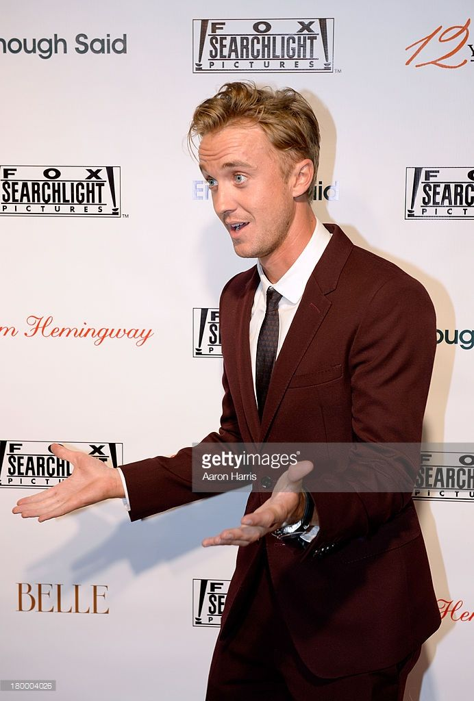Actor Tom Felton attends the Fox Searchlight TIFF party during the...