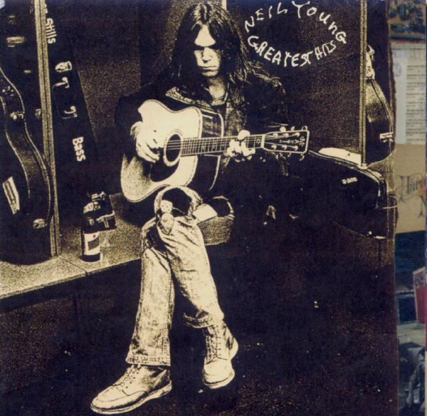 Neil Young – Greatest Hits CD