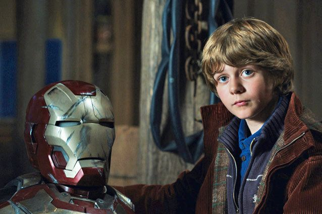 The Little Kid from 'Iron Man 3' Lands Lead In 'Jurassic World'