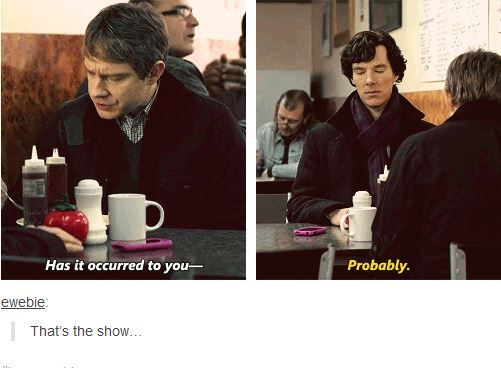The Science of Johnlock
