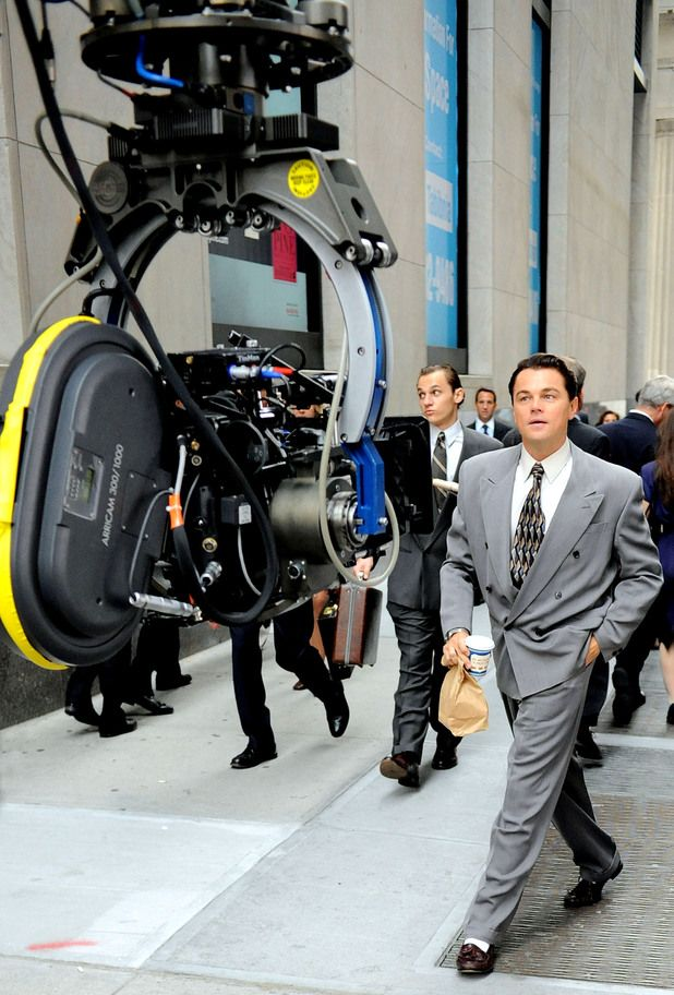 Wolf of Wall Street for November release