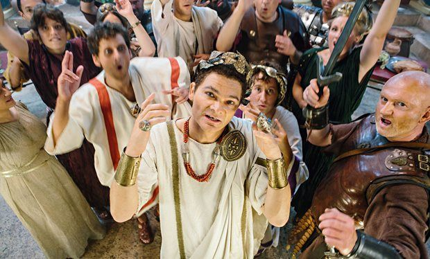 Horrible Histories: 5 brilliant songs from series 5