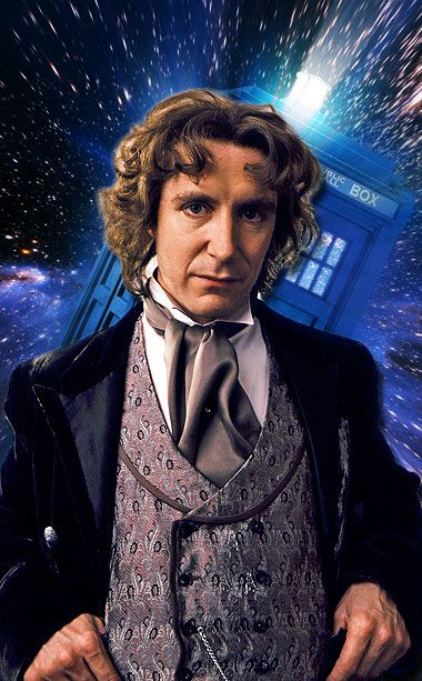11 Faces of 'Doctor Who'