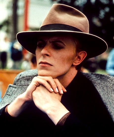 David Bowie: eight classic looks – in pictures